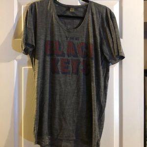 Tops - The Black Keys t-shirt
